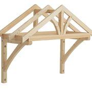 tettoie in legno fai da te