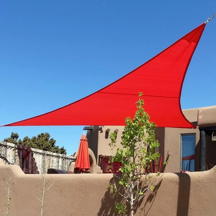 tenda ombreggiante