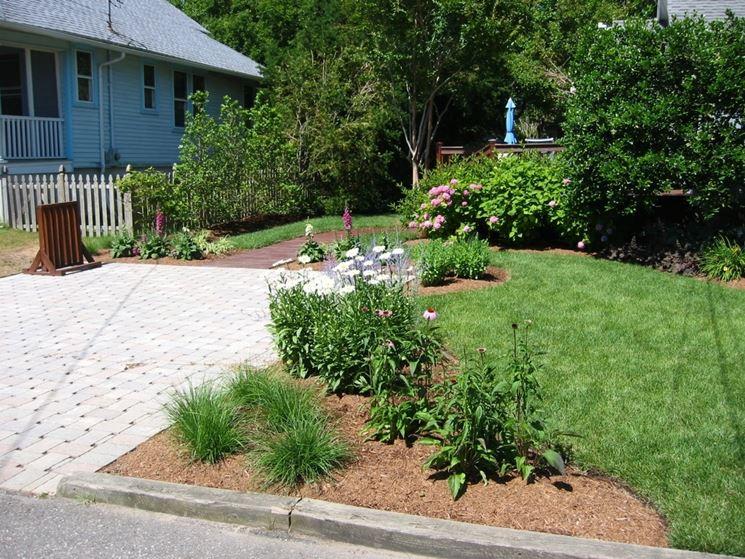 vialetto per giardino