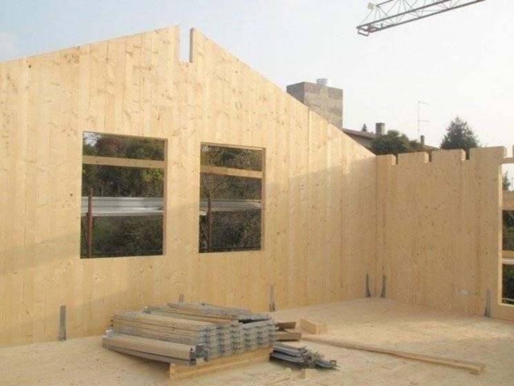 Case in legno x lam casette for Xlam prezzo