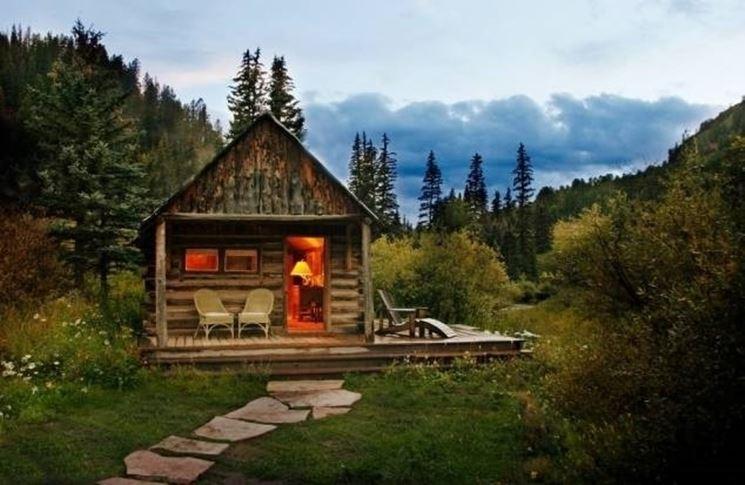 casette in legno abitabili