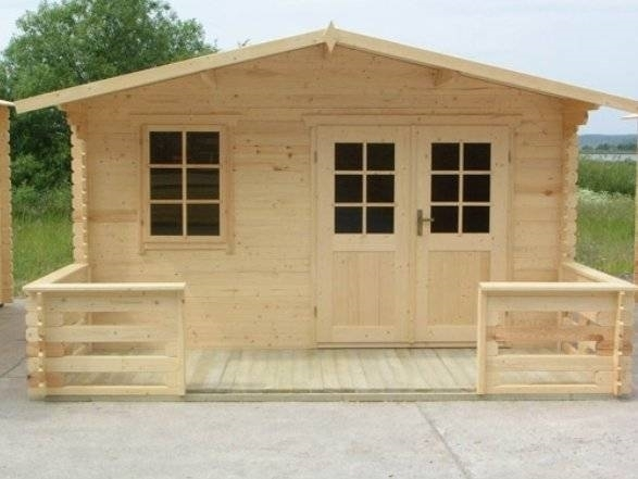 Casette in legno abitabili casette for Casette in legno abitabili arredate