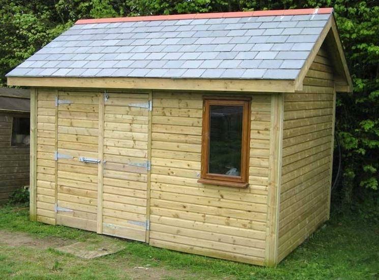 casette legno giardino