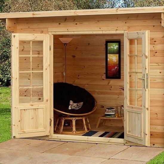 Casette legno giardino casette for Piani tetto shed