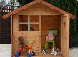 Casette Per Bambini Piccoli : Casette in legno casette addentrati nelle casette in legno
