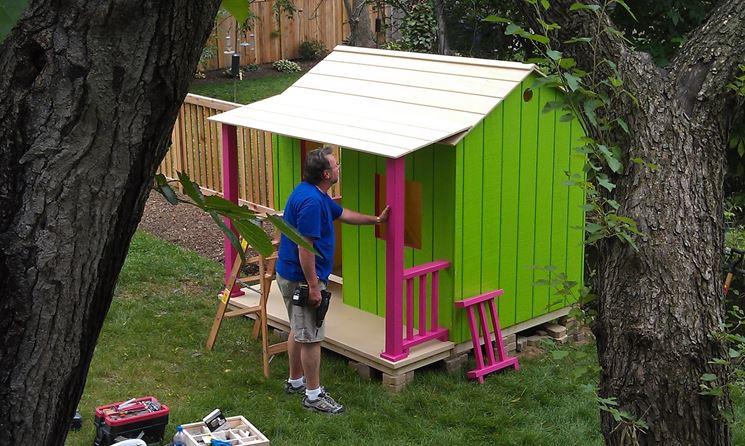 Casette Per Bambini In Legno : Casette per bambini casette costruire una casetta per bambini