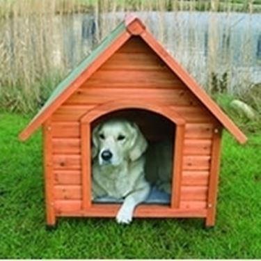 Casette per cani casette - Giardino per cani ...
