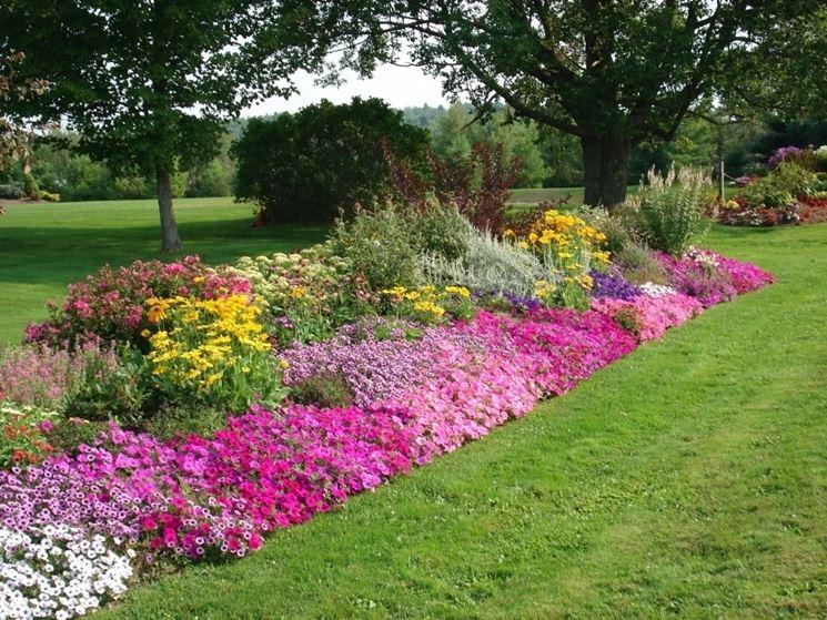 bordure per aiuole giardinaggio come realizzare le