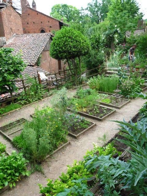 giardino dei semplici giardinaggio
