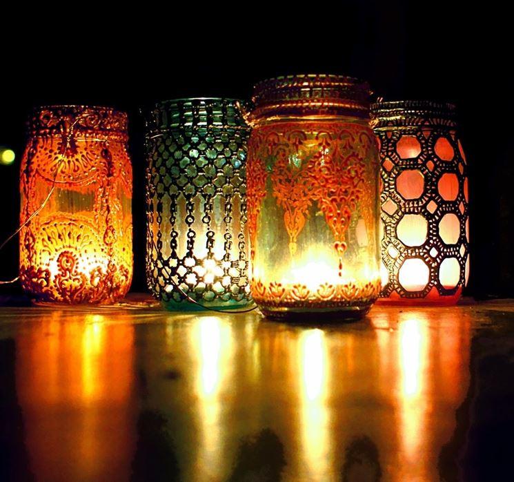 lanterne giardino