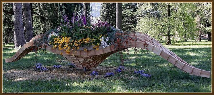 Idee giardino fai da te giardinaggio - Oggetti per giardino ...