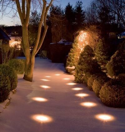 Illuminazione per esterni illuminazione giardino come - Illuminare il giardino ...