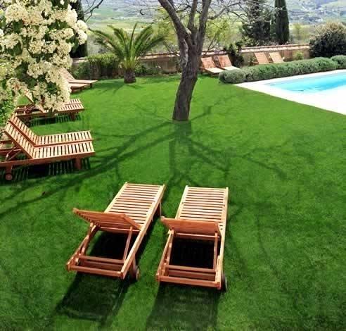 Prato sintetico - Materiali per il giardino