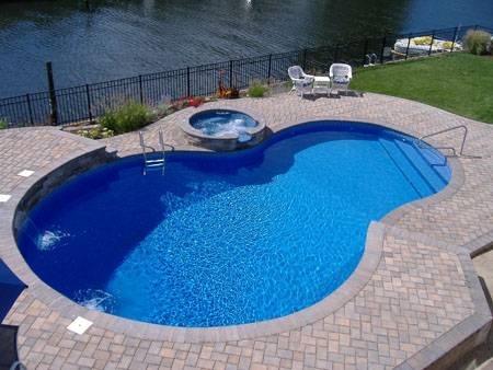 Piscina interrata fai da te piscina fai da te - Costruire una piscina interrata ...