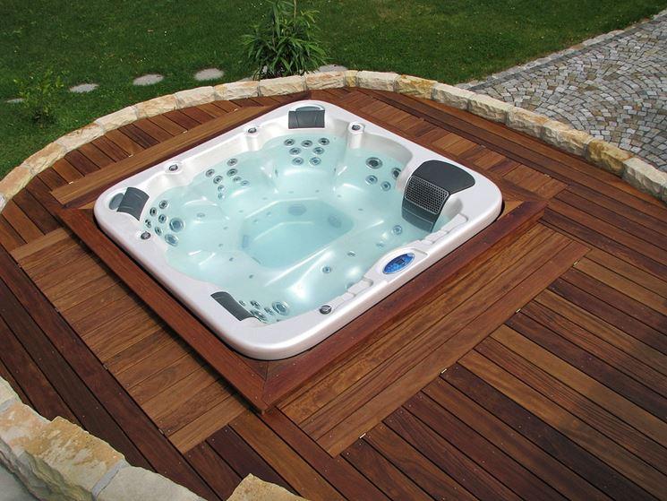 Come costruire una vasca idromassaggio for Costruire piscina fai da te