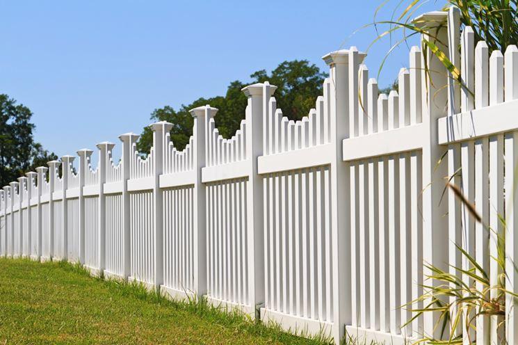 recinto per il giardino