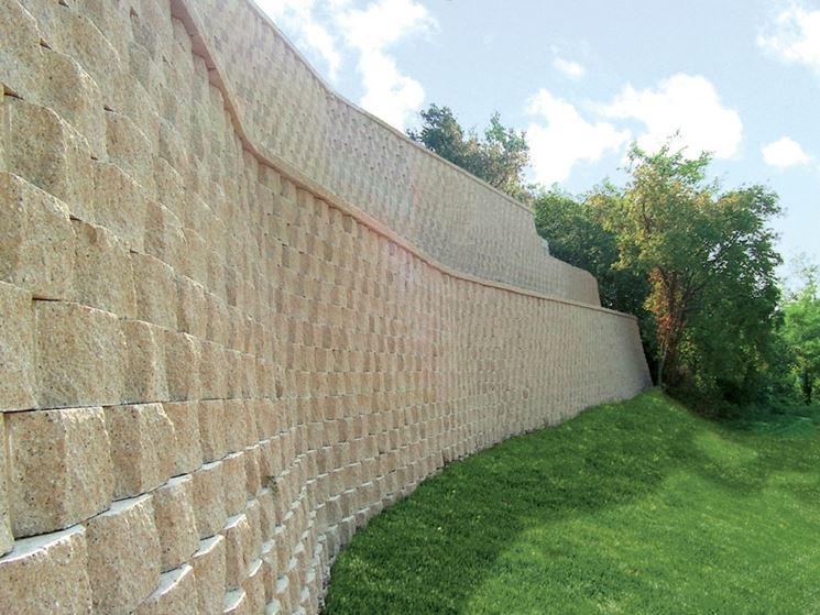 Muretti da esterno schemi di posa dei mattoni recinzioni