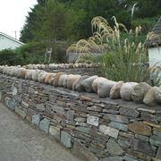 muretto giardino