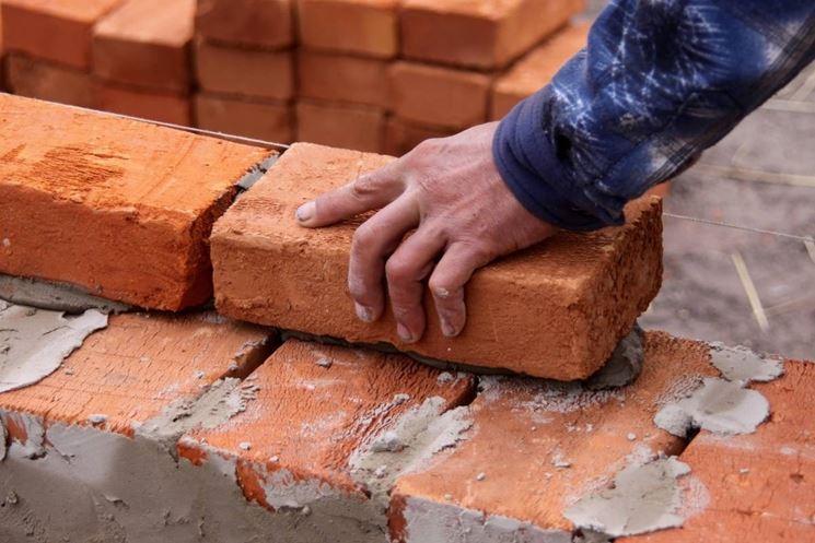 procedimento costruzione muro