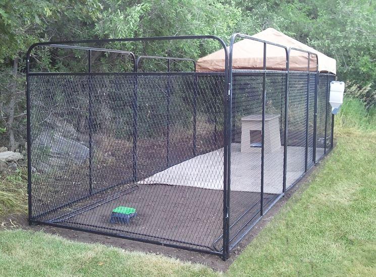 Recinti per cani fai da te recinzioni come realizzare for Recinto cani fai da te