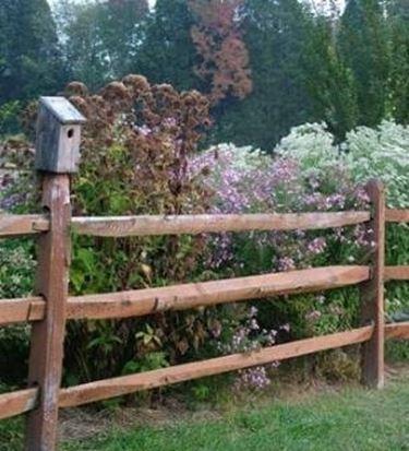 recinzione giardino fai da te
