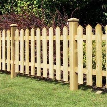 Recinzioni in legno recinzioni recintare la propriet col legno - Recinti in legno da giardino ...
