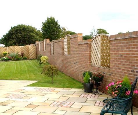 Recinzioni in muratura recinzioni for Recinzioni in muratura per ville