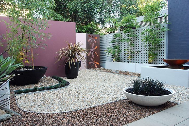 Separè da giardino - Recinzioni - Tipi di separè per esterni