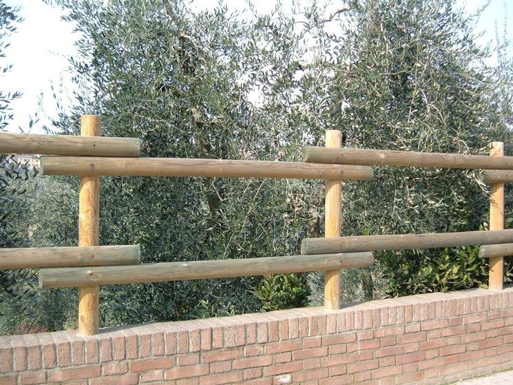 Steccato Per Giardino : Montare uno steccato in fasi u consigli obi
