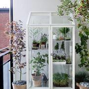 Esempio di serra da balcone