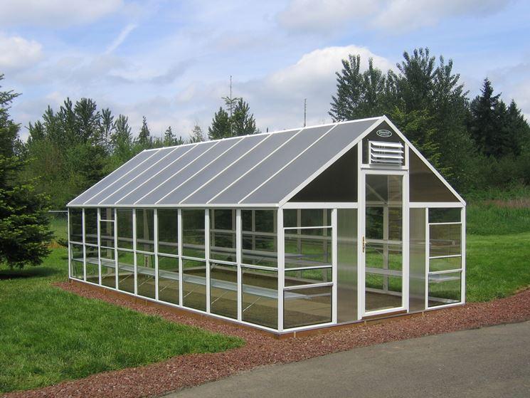 Serre da orto serre realizzare una serra da orto - Serre da giardino usate ...