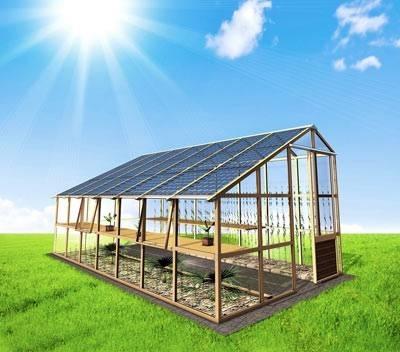 Serre solari serre for Serra solare