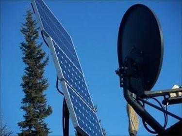 Pannelli mobili fotovoltaici