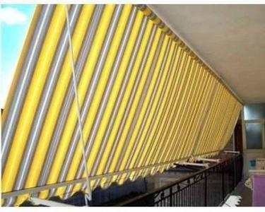Le regole di base nel montaggio delle tende da sole