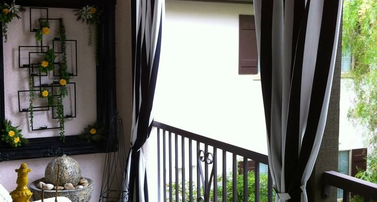 Tenda da sole per balconi - Tende da sole - Tende per balconi