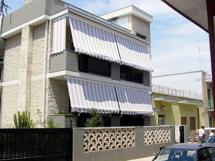 tende da balcone tende da sole modelli e tipologie di