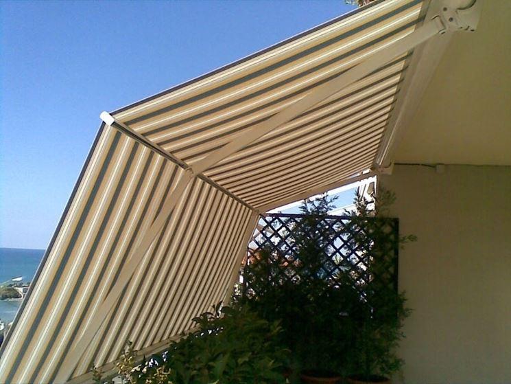 Tende da balcone - Tende da sole - Modelli e tipologie di tende da sole