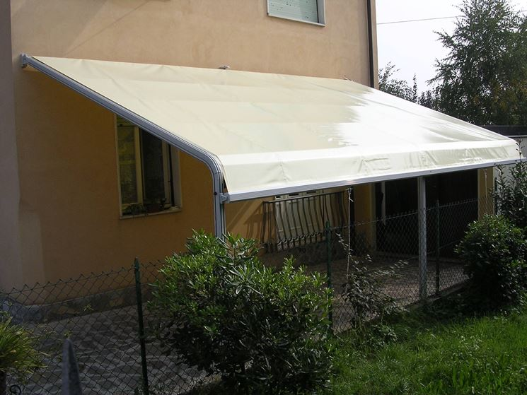 Tende Per Esterni In Pvc.Tende Da Esterno Impermeabili Tende Da Sole