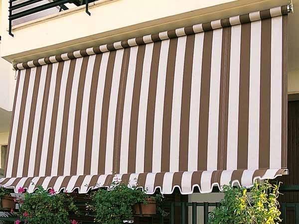 Tende da esterno impermeabili tende da sole for Tende x esterno