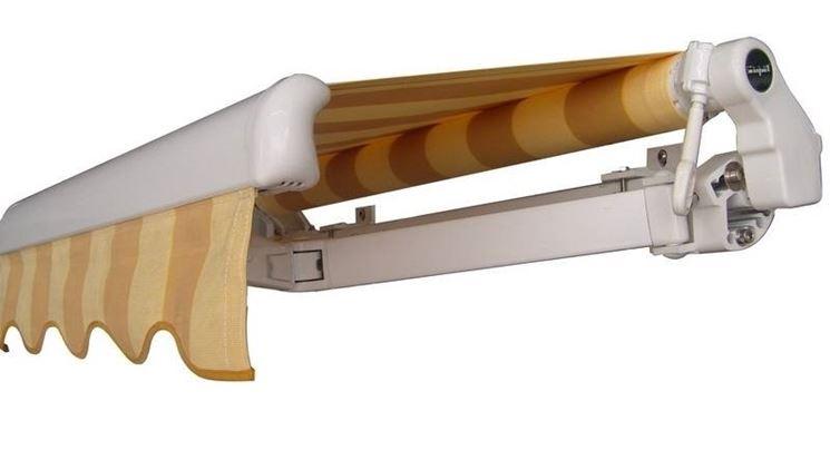Tende da sole elettriche tende da sole for Tovaglie plastificate leroy merlin