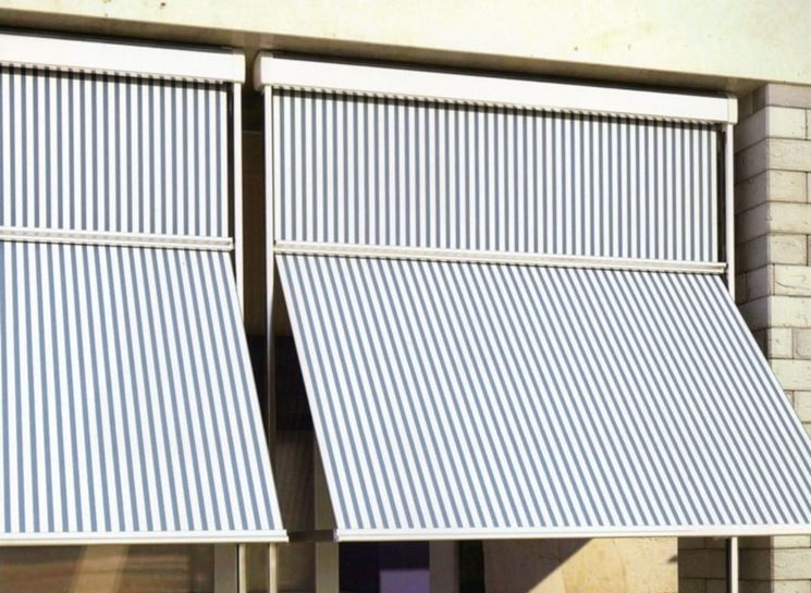 Tende da sole esterno tende da sole tende da sole per - Tende bambu per esterno ...