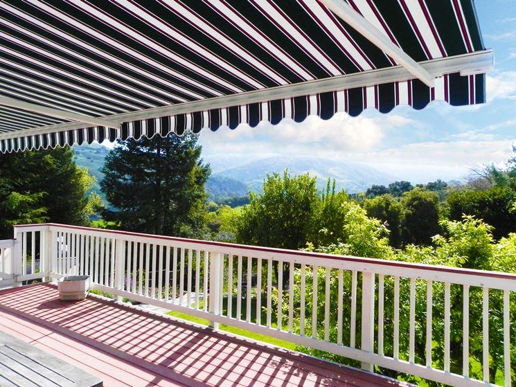 Tende da sole per terrazzi - Tende da sole - Tende terrazzo