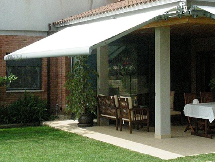 Tendoni da sole tende da sole tipologie di tende da sole - Tende da sole per giardino ...