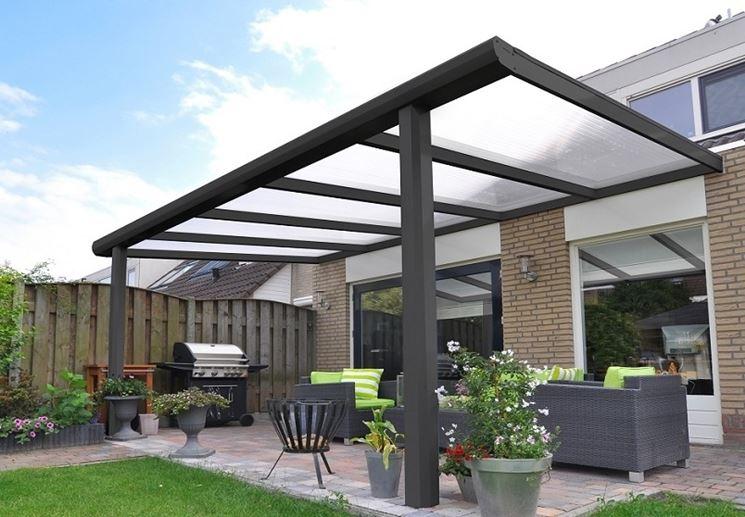 tettoie in policarbonato tettoie e pensiline vantaggi. Black Bedroom Furniture Sets. Home Design Ideas