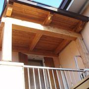 tettoie per esterno