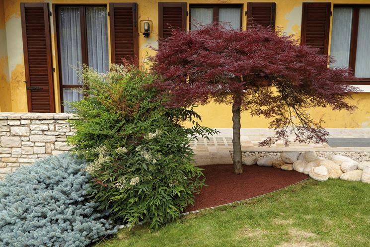 Giardini a bassa manutenzione bk31 regardsdefemmes for Sassi finti per giardini