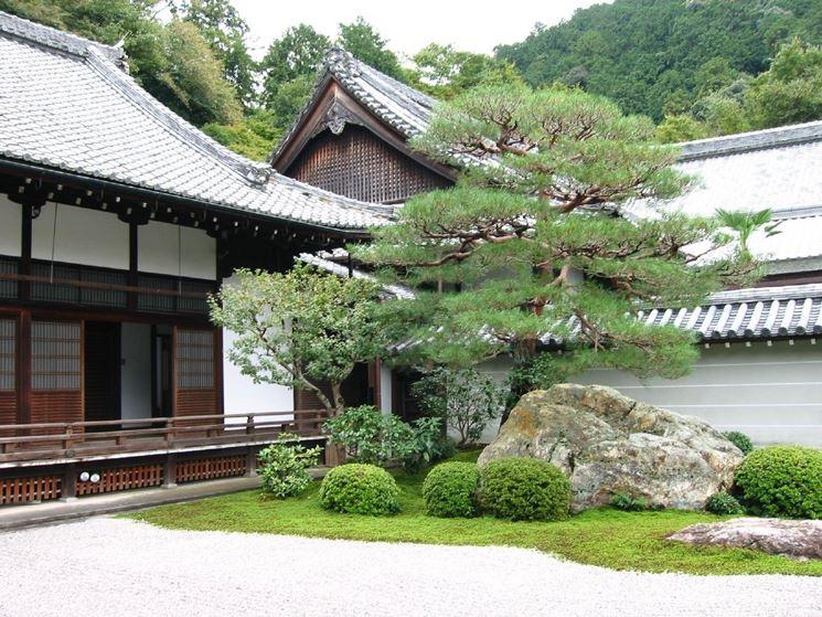 Giardini zen tipi di giardini come realizzare dei giardini zen - Giardini zen da esterno ...
