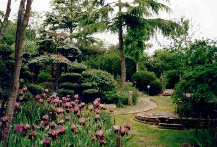 Giardini tipi di giardini giardino che passione - Tipi di giardino ...