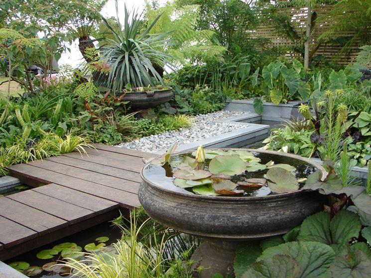 giardino asiatico