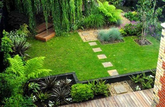 green design tipi di giardini